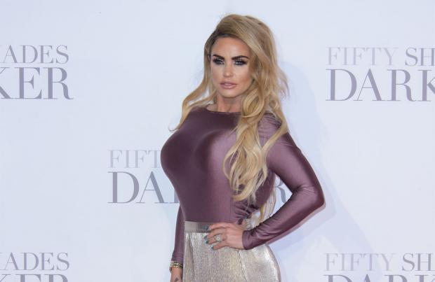 Katie Price complains she 'can't win' after singing live on Loose Women