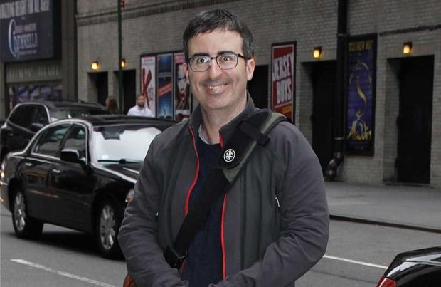 John Oliver to Voice Zazu in Disney's 'Lion King' Remake