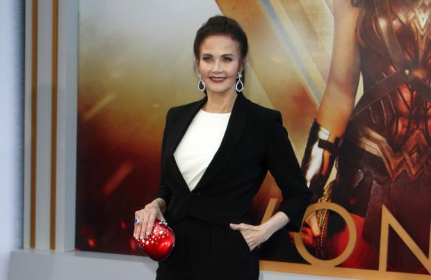 Lynda Carter open to being in 'Wonder Woman' sequel