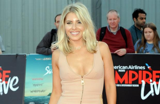 Mollie King named as first Strictly Come Dancing contestant