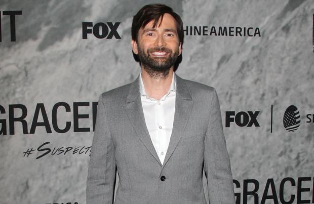 David Tennant 'delighted' Jodie Whittaker is new Who