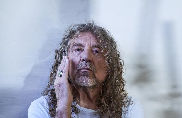 Robert Plant previews new LP with single 'The May Queen'