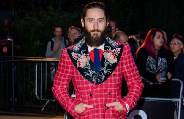 Jared Leto admits he's