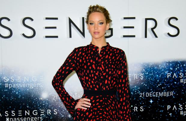 Jennifer Lawrence Gushes Over Director Bae