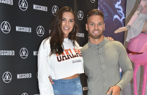 Love Island's Jessica Shears and Dom Lever are engaged