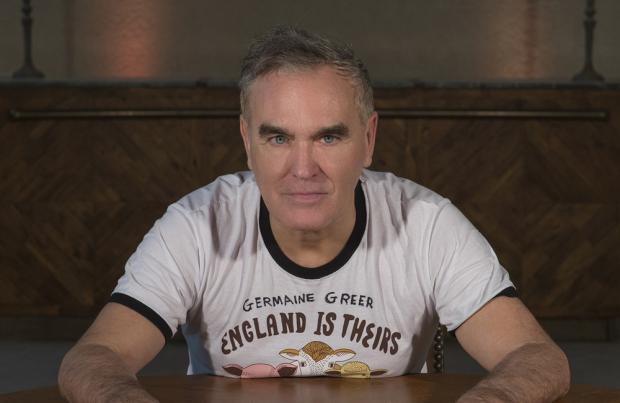Morrissey Details New Album Low in High School