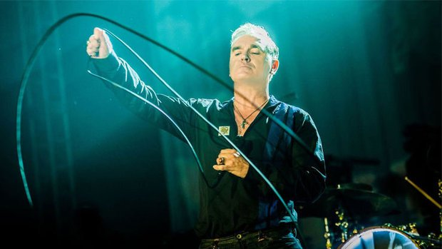 Morrissey: Bigmouth strikes again with United Kingdom tour