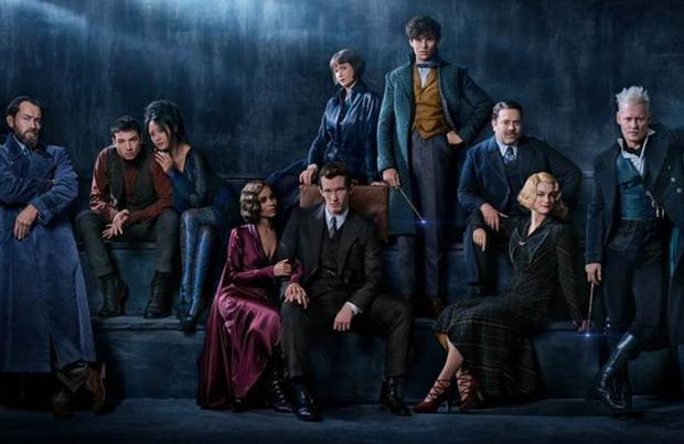 The Saga Continues With Fantastic Beasts