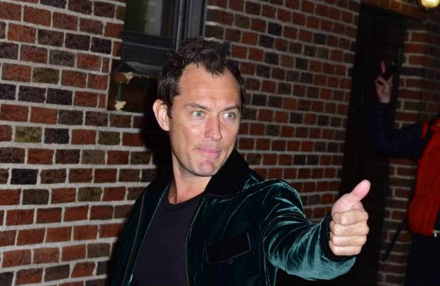 Jude Law's In Negotiations To Play Mar-Vell In Captain Marvel