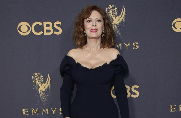 Susan Sarandon says Hillary Clinton would have been 'very dangerous' as president