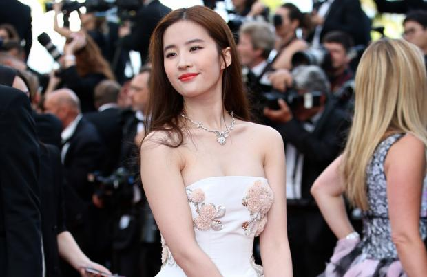 Liu Yifei cast as Mulan in Disney live-action remake