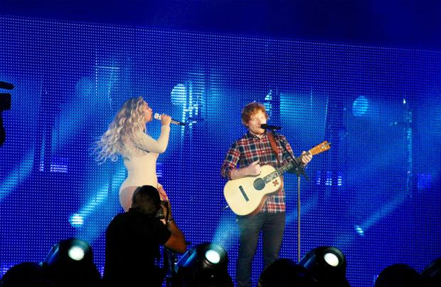 Ed Sheeran Confirms 'Perfect' Collaboration With Beyonce