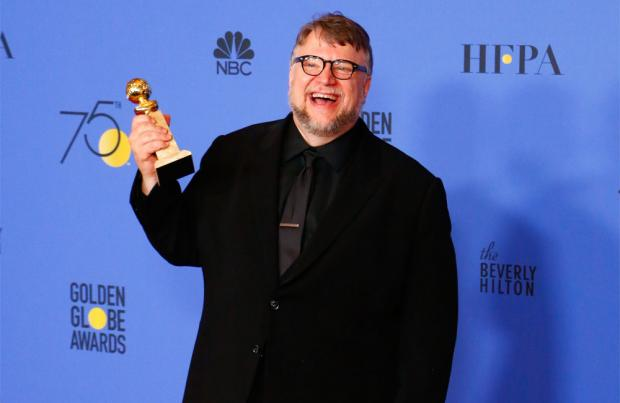 Guillermo Del Toro wins Golden Globe for 'Best Director'
