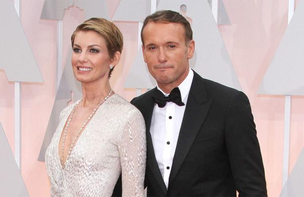 Tim McGraw and Faith Hill sued for copyright infringement