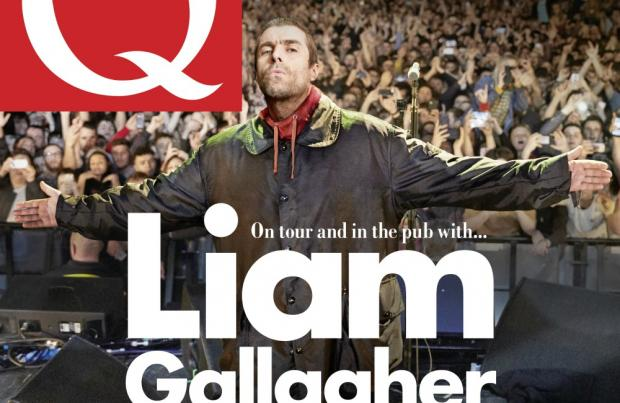 Here's What Liam Gallagher Has to Say About Parenting