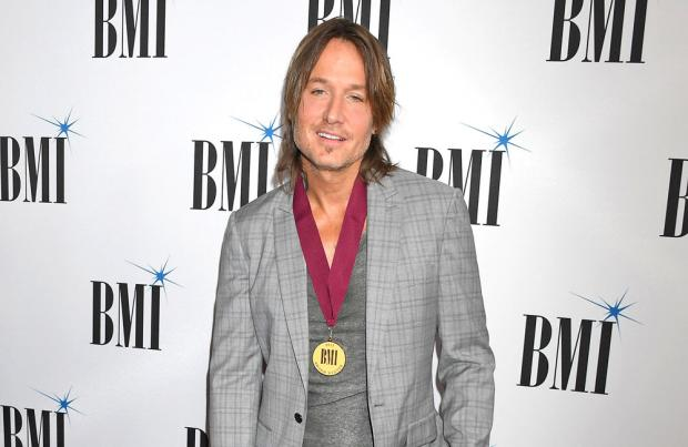 Keith Urban announces tour, Colorado concert