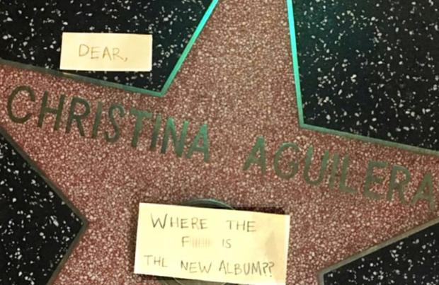Christina Aguilera Teases New Album Is Coming