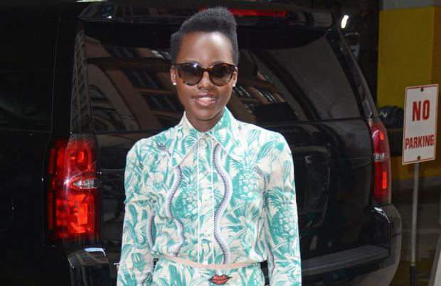 Kenya: Lupita's 'Black Panther' Premieres in Celebration of African Royalty