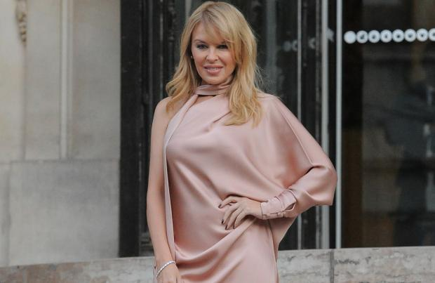 Kylie Minogue is playing Berghain in March