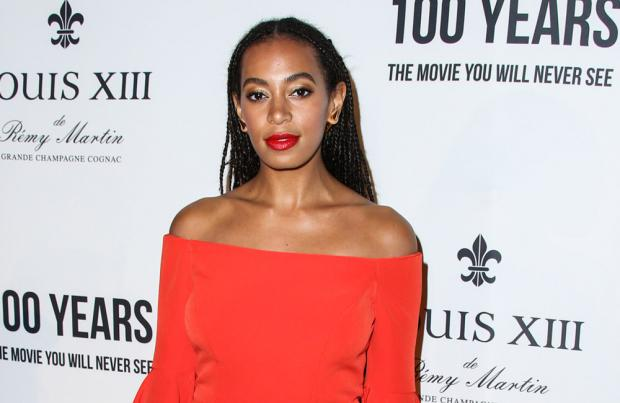 Solange Honored as Harvard's 2018 Artist of the Year