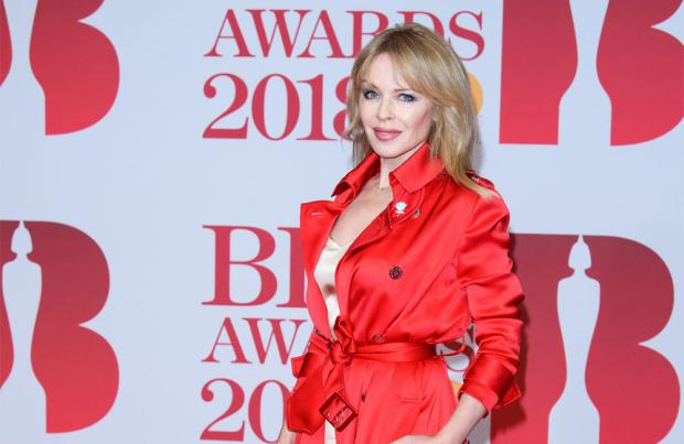 Kylie Minogue announces gigs in Dublin and Belfast later this year