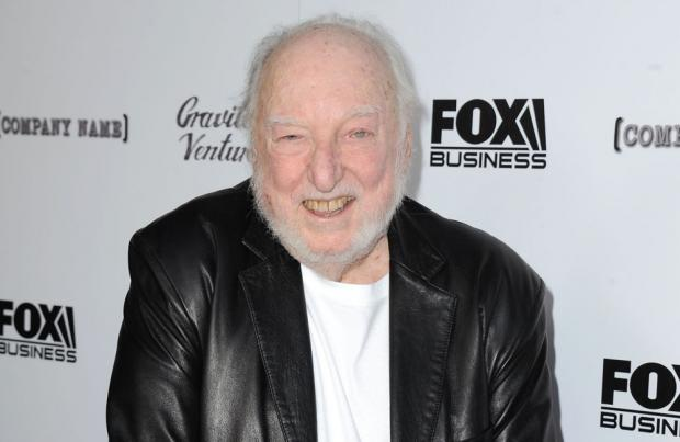 Russ Solomon (1925 - 2018), founder of Tower Records
