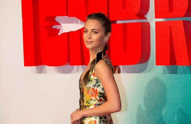 Tomb Raider UK Premiere Interviews: Alicia Vikander & director Roar Uthaug