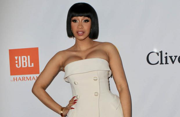 IT'S HERE: Stream Cardi B's New Single