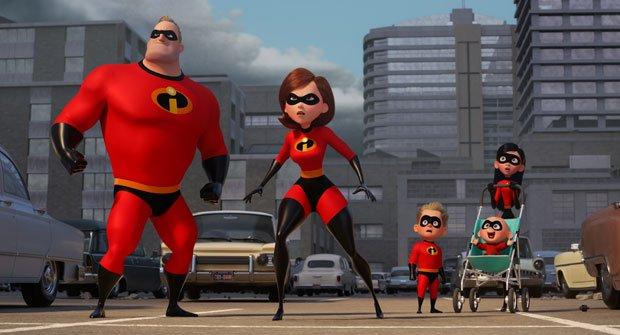 New Incredibles 2 trailer: The Supers are back in the spotlight