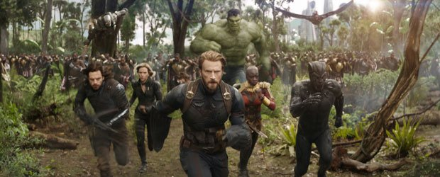 Avengers: Infinity War - 'Marvel has been writing a book for the last 10 years and this is the final chapter'