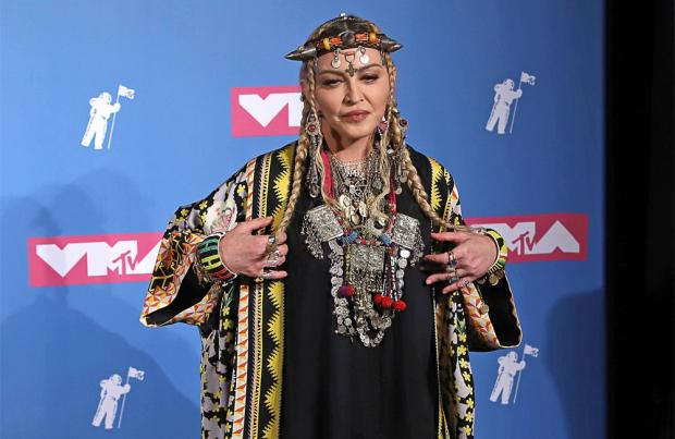 Madonna Comments on Criticism of Aretha Franklin Tribute at MTV VMAs