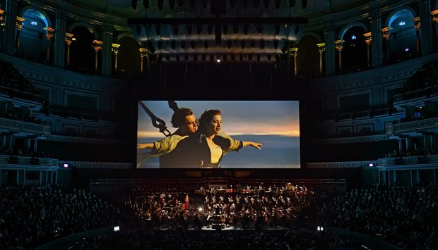 Experience Titanic Live in concert, presale tickets available now