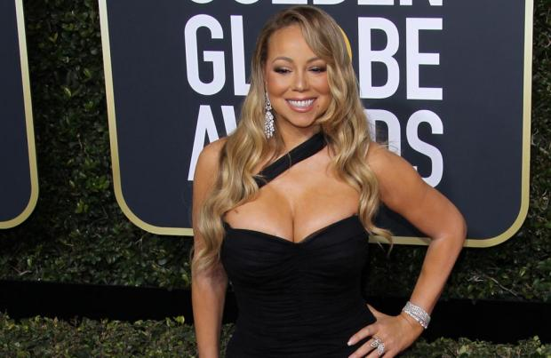 Mariah Carey Christmas tune sets new record on Spotify