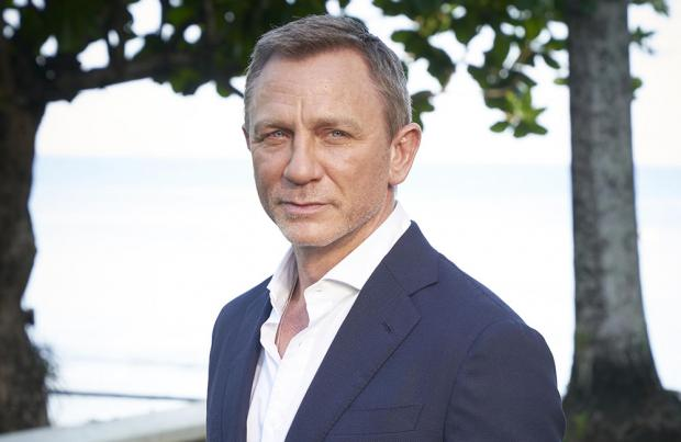 James Bond star Daniel Craig