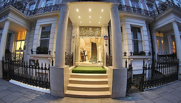 Bed And Breakfast Near West End London