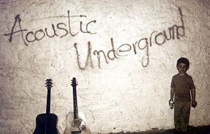 Acoustic Underground at the Fringe