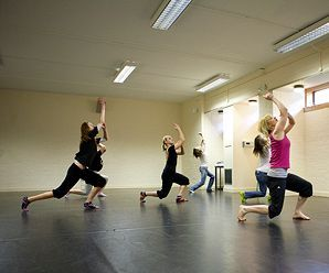 Adult Dance Summer School: Dance Facilitators' Skills Development
