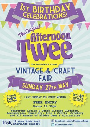 Afternoon Twee Vintage & Craft Fair