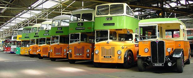 Bridgeton Bus Garage