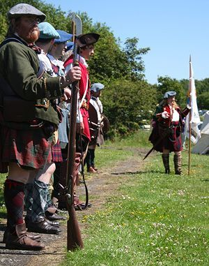Battle of Prestonpans Family Day