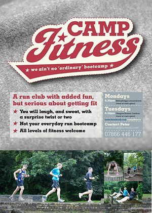 Camp Fitness Run Club!