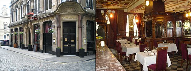 Cafe Royal Oyster bar