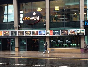 Cineworld Renfrew Street 7 Renfrew Street Glasgow The