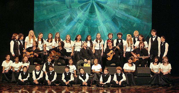 Colburn Children's Choir