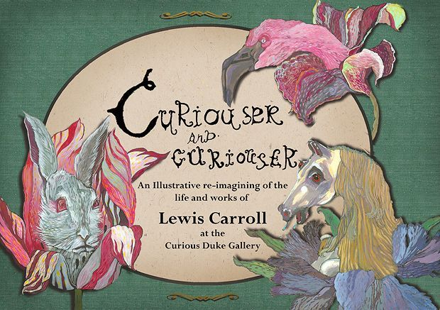 the life and literary works of lewis carroll Literary and critical theory  and basic detail on the life and works, based on personal knowledge  the life of lewis carroll.