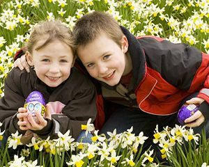 Cadbury Easter Egg Trail