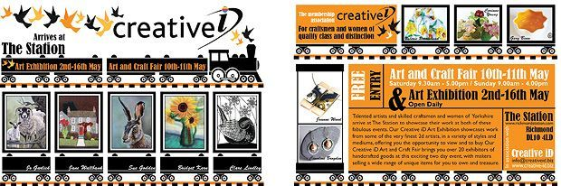 Creative iD Art Exhibition