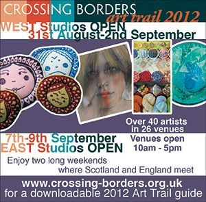 Crossing Borders Artists Open Studios Trail