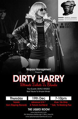 Dirty Harry - A Tribute to Blondie