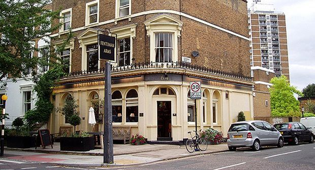 The Fentiman Arms 64 Fentiman Road Oval London Sw8